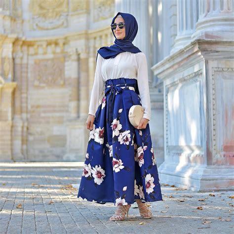 Mode Busana Muslim 30 trend model baju muslim terbaru 2018