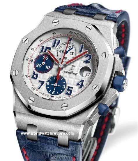 Tali Rubber Ap Audemars Piguet Blue audemars piguet chronographe royal oak offshore tour auto 2012 limited edition ref 26208st 00