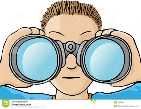 safari binoculars clipart looking through binoculars clipart