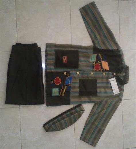 Baju Koko Anak Bordir Usia 12 Th kios baju anak mataram