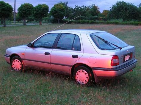 nissan sunny 1991 bepilot 1991 nissan sunny specs photos modification info