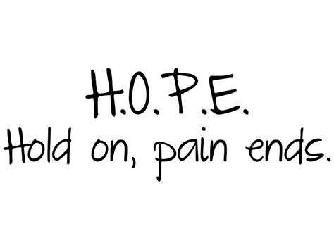 carry hope