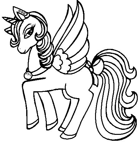 coloring pictures of horses and ponies color me pony by zim402 on deviantart