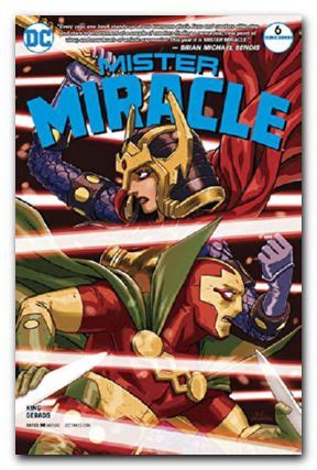Miracle Vol 3 product details mister miracle 6 vol 3