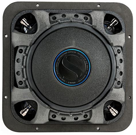 Speaker Kicker kicker l7s10 car audio baric 10 subwoofer square l7