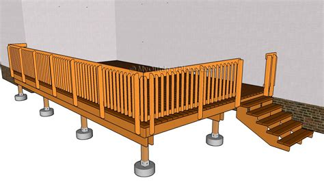 deck railing bench design plans backyard plans myoutdoorplans free woodworking plans and projects diy shed