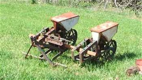 Cole Planter For Sale by Used Farm Tractors For Sale 2row 3pt Cole Corn Planter