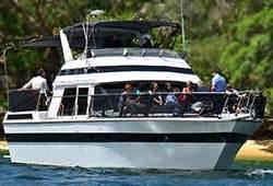catamaran hire rose bay pilgrim boat hire private party boat charter sydney