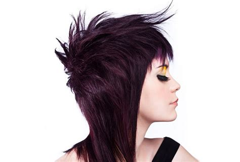 edgy mullet hairstyles edgy mullet hairstyles