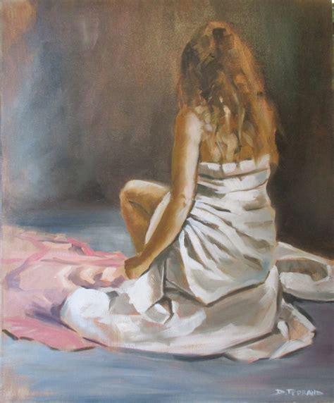 Le Patio Dourdan by Delphine Terrrand Artiste Peintre Dourdan Fr