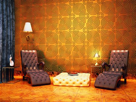 decorative wall panels with a strong visual effect decorative 3d wall paper interior home wall decor design