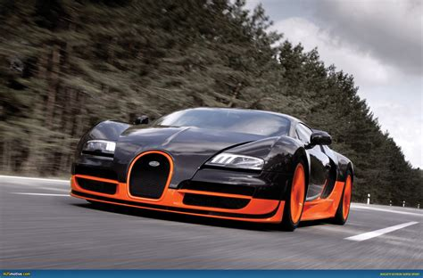Who Has A Bugatti Ausmotive 187 Bugatti Veyron Sport Sets New