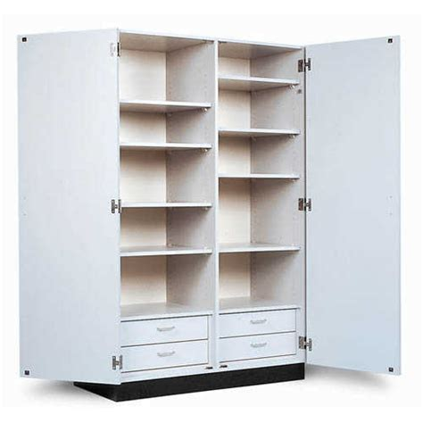 large storage cabinets with doors large storage cabinet door cabinet hausmann 8248