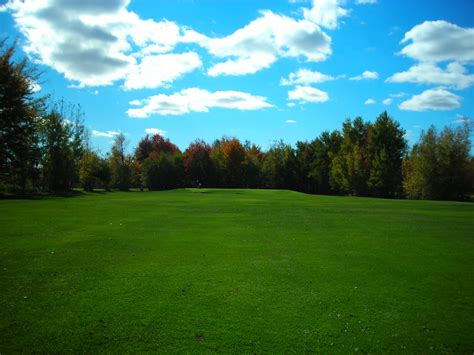 Golf D Automne by No 11 2