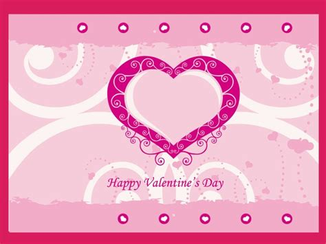 hp valentines card template card template