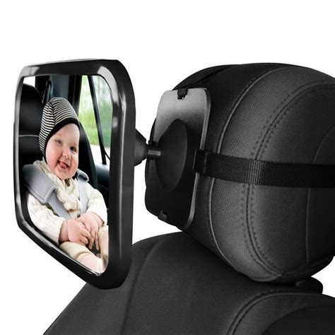 back seat mirror for baby nz adjustable car back seat safety view car baby mirror rear