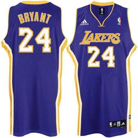 Jual Jersey Basket Lakers by Los Angeles Lakers 24 Bryant Purple Road Swingman