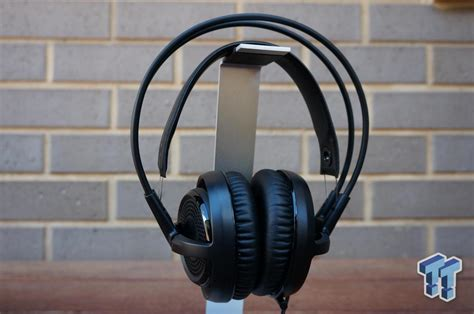 Headset V3 steelseries siberia v3 gaming headset review