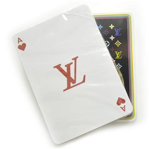 Louis Vuitton Gift Card - louis vuitton murakami multicolor playing cards vip