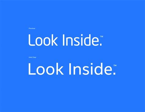 look inside inside intel s proprietary font design digital adage