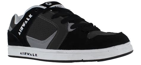 Airwalk Sneaker Size 42 mens airwalk casual skate lace up padded shoes trainers sizes 7 to 12 ebay