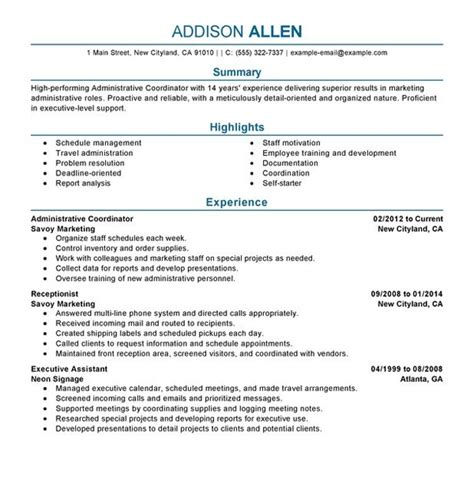 Free Build A Resume by Build And Resume For Free Best Resume Gallery