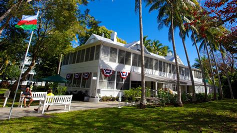 Harry S Truman Little White House In Key West Florida Expedia Ca