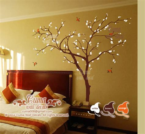 brown tree wall decal nursery tree wall decal nursery tree canopy portal wall decal