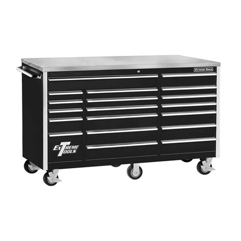 Husky 52 In 18 Drawer Tool Chest by Husky 52 In 18 Drawer Tool Chest And Cabinet Set
