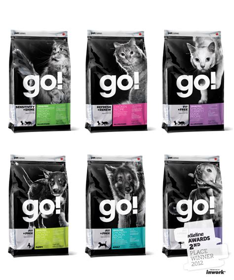 go design 25 perfected package designs for pets the dieline packaging branding design innovation news