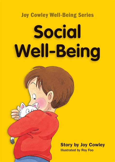well being books cowley series social well being version