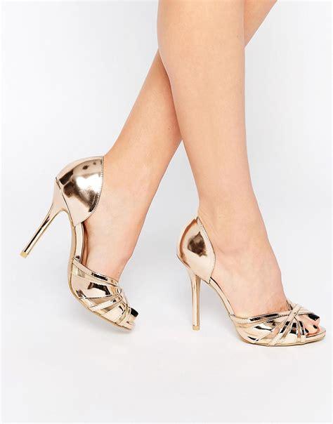 Murano Sandal Heels 5 Cm Pink true decadence true decadence sandales peep toes 224