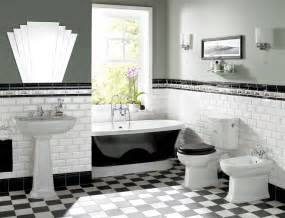 Black And White Bathroom Subway Tile » Home Design 2017