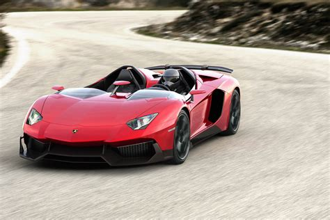 lamborghini aventador j roadster is a sport bike built for two and it s for sale autoblog