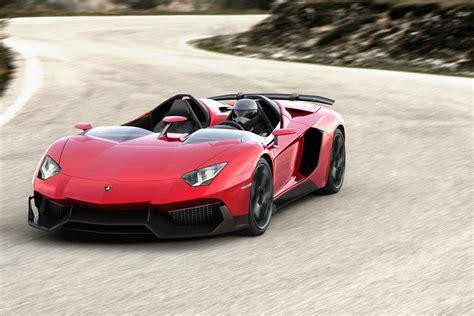 Lamborghini Aventador J roadster is a sport bike built for