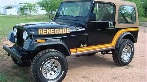 renegade jeep cj7 jeep cj5 for sale image 34