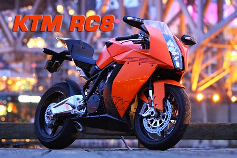 Ktm Test Ride Ktm Rc8 1190 Test Ride Canada Moto Guide