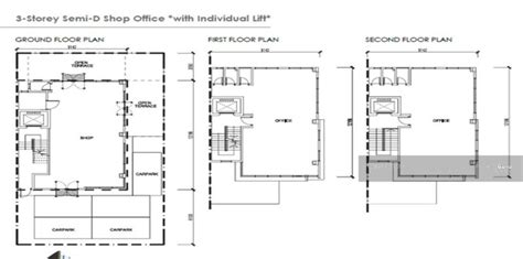 floor plan 3 storey commercial building multi storey home plans escortsea 3 storey commercial