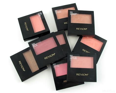 Revlon Blush revlon powder blush review roundup and swatchfest coffee