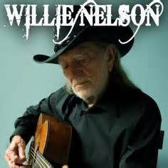 The Backyard At Bee Cave by Willie Nelson As A Willie Nelson And His
