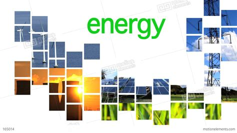 alternative energy stocks clean transportation archives collage of renewable energy graphics with text stock video