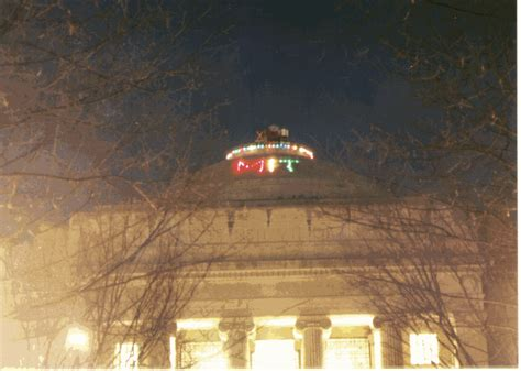 ihtfp gallery holiday lights presents on the small dome