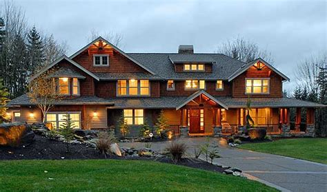 luxury craftsman style home plans plan w23374jd craftsman luxury on a budget e architectural design