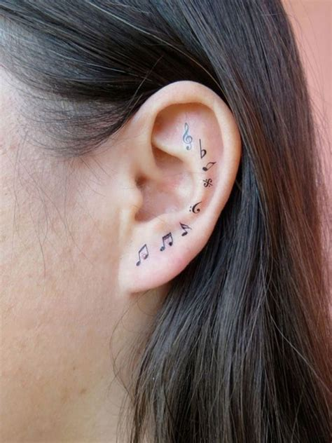ear tattoo care ear tattoos designs ideas and meaning tattoos for you