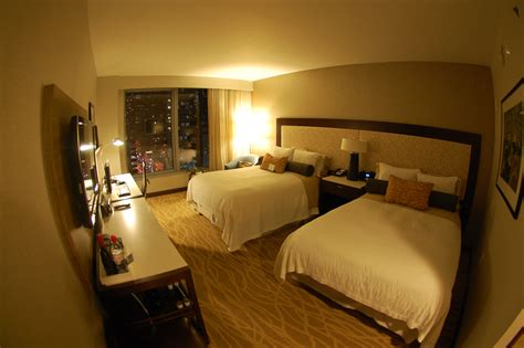 The Room Times Intercontinental New York Times Square Review