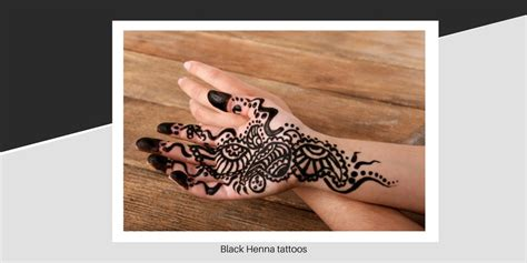 henna tattoo dangers the dangers of black henna tattoos on by 77 the hill