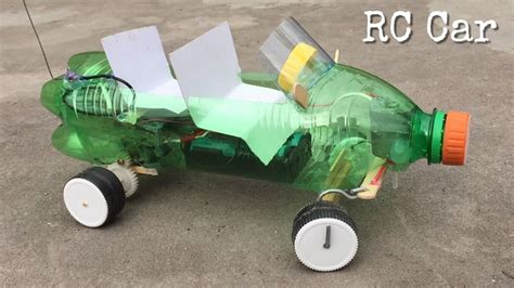 how to make a moving boat out of paper how to make rc car out of plastic bottle very powerful