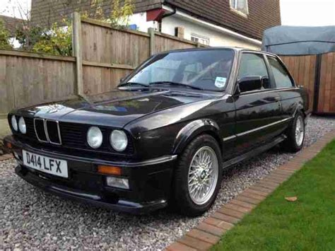 bmw 325ix e30 4 wheel drive lhd 325 i x car for