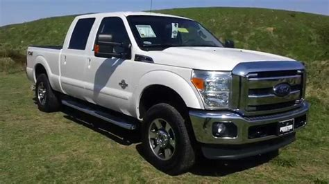 2012 ford f250 diesel 2012 ford f250 lariat diesel 4wd crew cab used trucks for