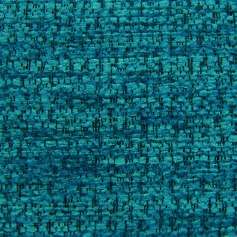 turquoise chenille upholstery fabric portobello boucle textured chenille in turquoise